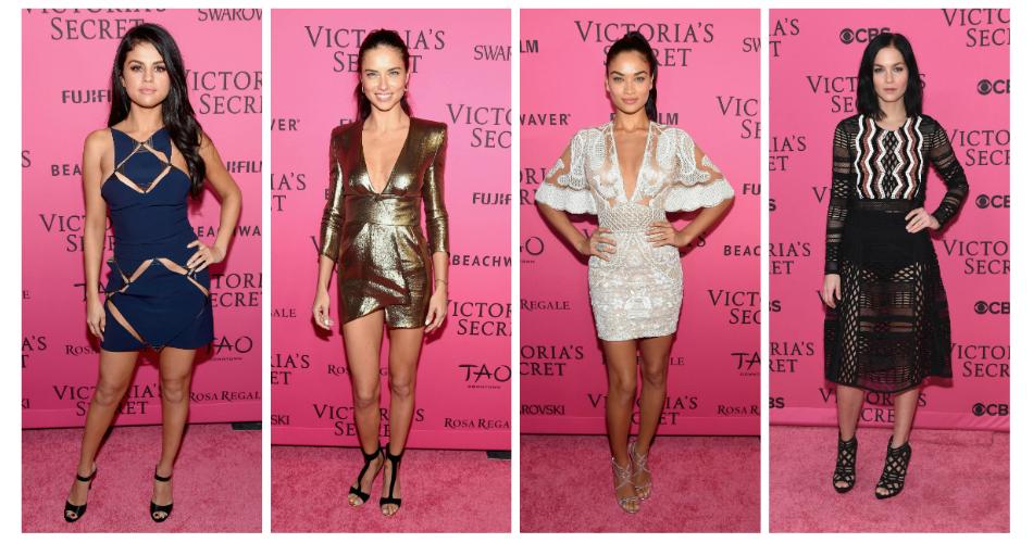petrecerea Victoria's Secret 2015