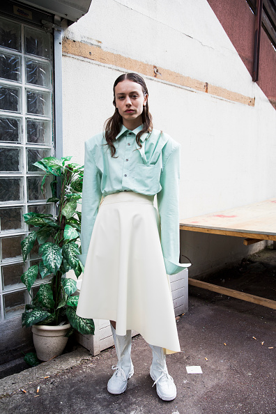 Arthur Avellano : Backstage - Paris Fashion Week - Menswear Spring/Summer 2019
